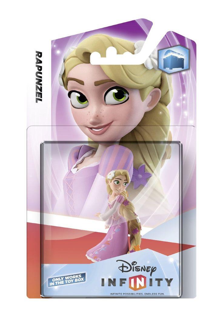 Juegos para todos: Disney Infinity - Figura Rapunzel (Enredados)Disney Infinity - Figura Rapunzel (Enredados) Plataforma : Xbox 360, Nintendo Wii, Nintendo Wii U, PlayStation 3, Nintendo 3DS |