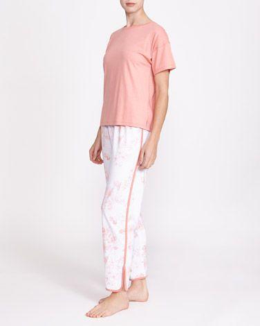 e753a628e Cotton Modal Pyjamas in 2019 | PIGIAMERIA SS20 | Pyjamas, Cotton ...