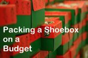 Shoe Boxes on a Budget