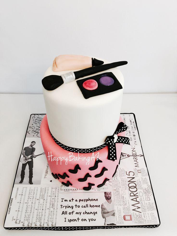 Best Birthday Cakes Images On Pinterest Birthday Cakes Mice - Adam levine birthday cake