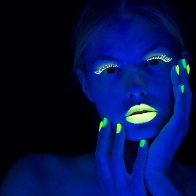 How To Make Glow in the Dark Nail Polish: Learn what works (and what doesn't).
