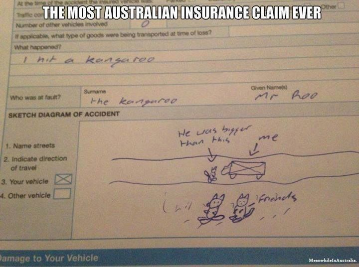 Posted by Meanwhile in Australia on facebook