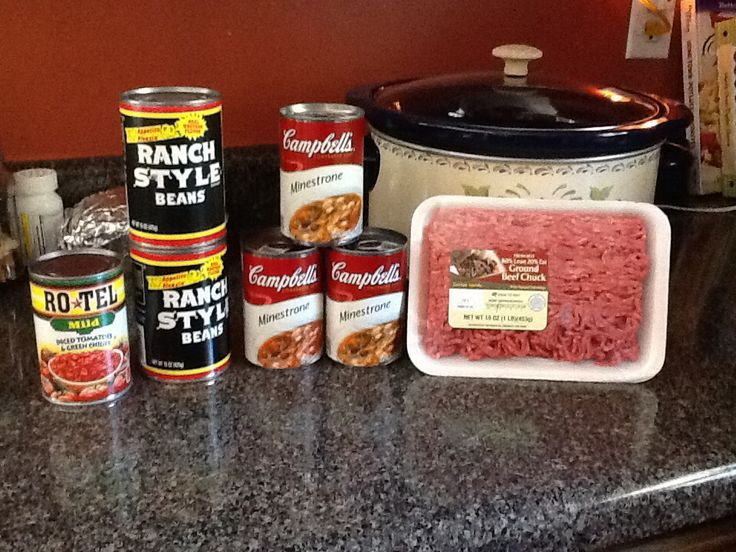 Ranch Style Beans Gluten Free