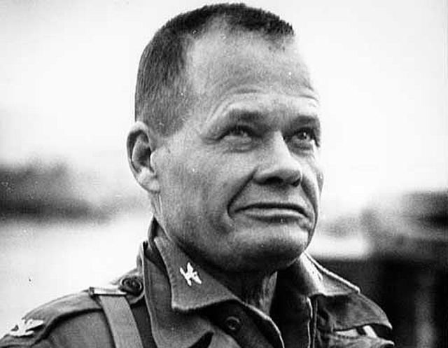 "World War II/Korean War: Lieutenant General Lewis ""Chesty"" Puller: Colonel Chesty Puller, 1950"
