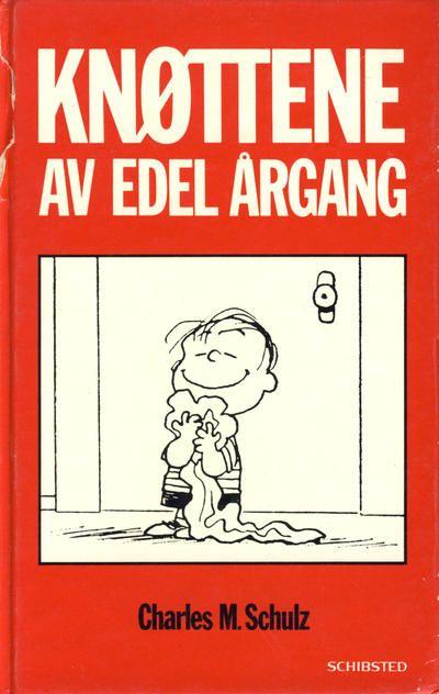 """""""Knøttene av edel årgang"""" av Charles M. Schulz"""