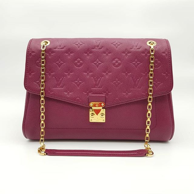2000 Wire Preloved Louis Vuitton St Germain Mm Bag Aurore