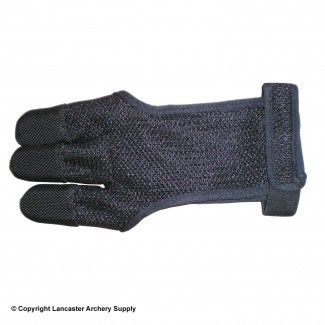 Legacy Leather Black Magic Archery Glove (S)