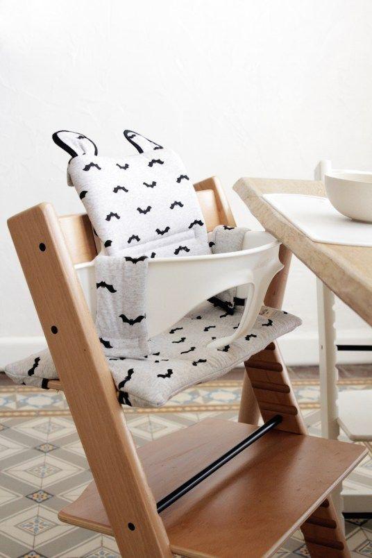 Fundas Barcelona, housses chaises hautes, transats et poussettes // Hëllø Blogzine blog deco & lifestyle www.hello-hello.fr #fundas
