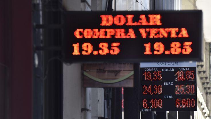"""El Gobierno no ve con preocupación la suba del dólar: """"Un tipo de cambio más competitivo es positivo"""