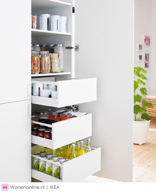 Nieuw keukensysteem van IKEA breekt met conventies #IKEA #keuken