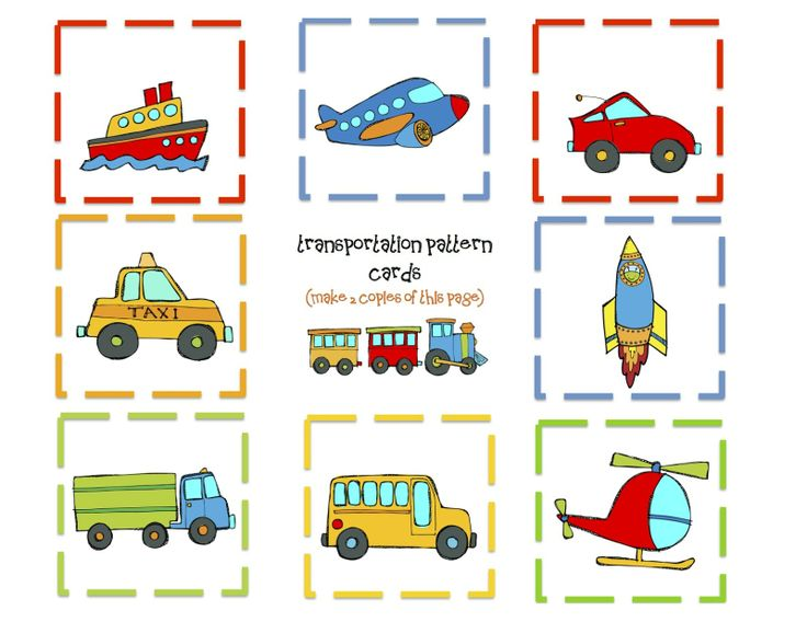 25 best things that go images on pinterest preschool for Transportation crafts for preschoolers