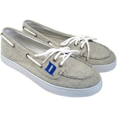 Duke Blue Devils Ladies Kauai Boat Shoe- I need these ;-)