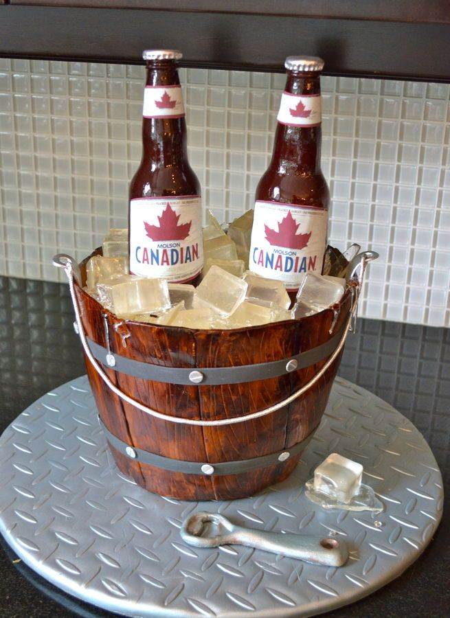 1000 Images About Beer Bottle Cake On Pinterest Bottle
