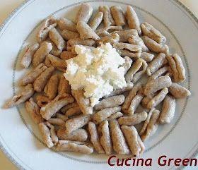 Cucina Green: PASTA INTEGRALE FATTA IN CASA