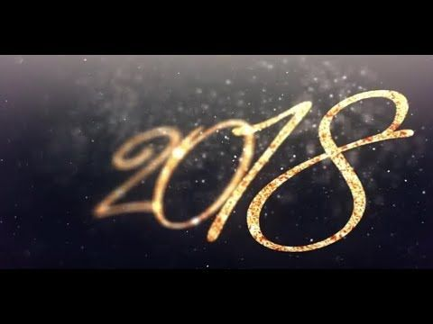 New Year Midnight Countdown Clock 2018 Full HD After Effect & Music (Epic Rise) - YouTube