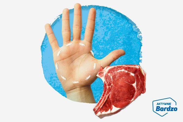 Białko: Środek dłoni