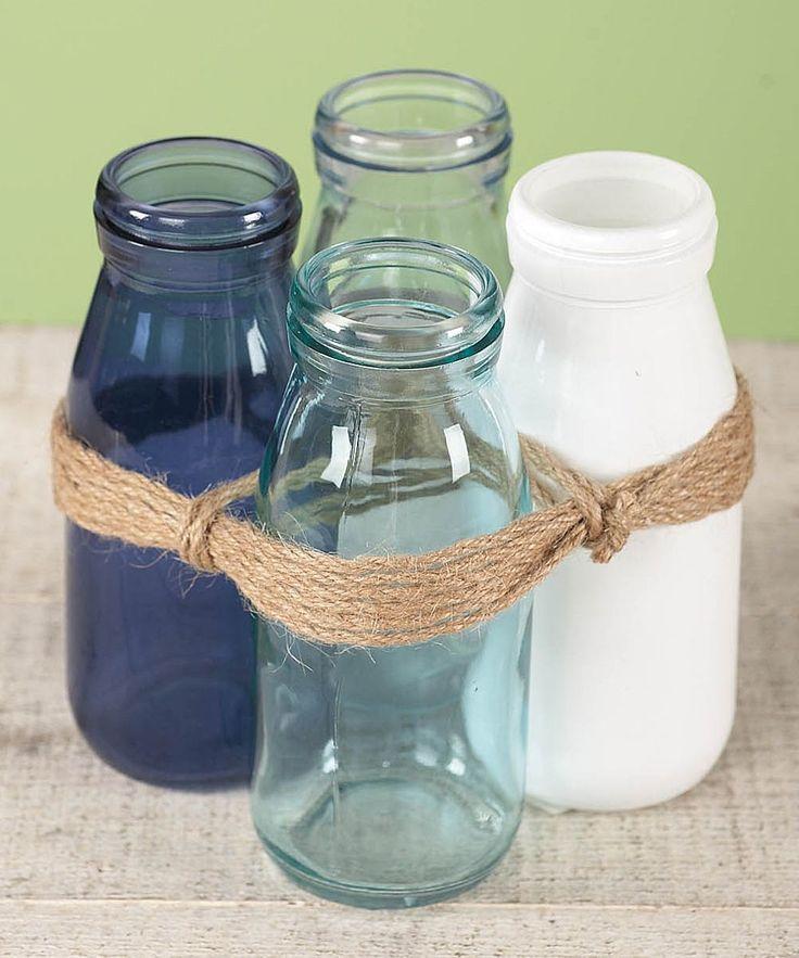 Best 25 milk bottle centerpiece ideas on pinterest milk for Glass bottle centerpieces