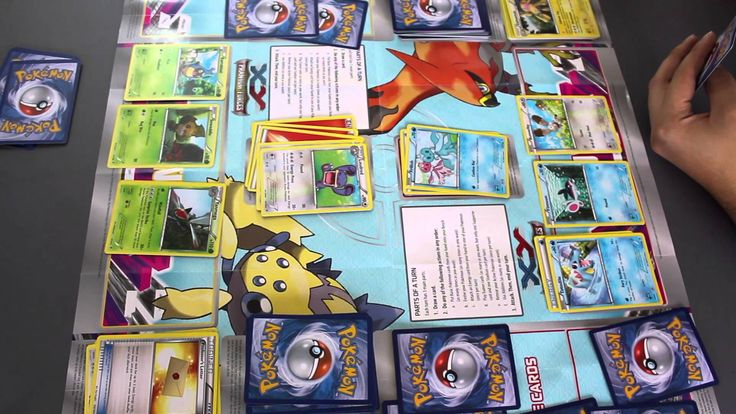 Pokemon Card Battle Report Theme Decks: 2 Flamming Winds & Bolt Twister