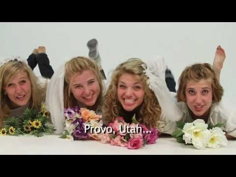 Provo Girls - BYU Divine Comedy - 720P HD - Provo, UT Gurls - LDS Mormon - Katy Perry