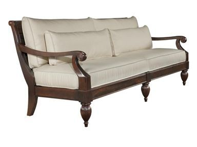 Century Furniture D11-22 OutdoorPatio Sofa - Good's NC Discount Furniture Stores and Furniture Outlets