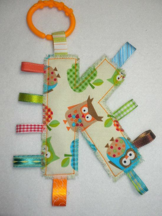 cute personalized baby gift sew fabulous pinterest