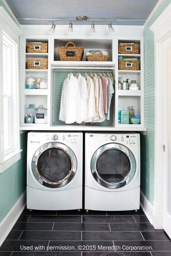Die besten 25+ Schrank waschmaschine Ideen auf Pinterest Ikea - waschmaschine in der k che verstecken