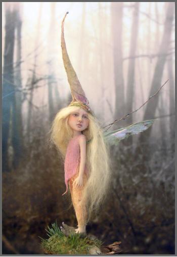 fairy girl, Pixie Mio