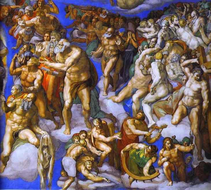 The Last Judgement Michelangelo Analysis | Michelangelo The Last Judgment