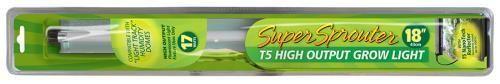 Super Sprouter T5 HO 18 in Grow Light Blister Pack (6/Cs)