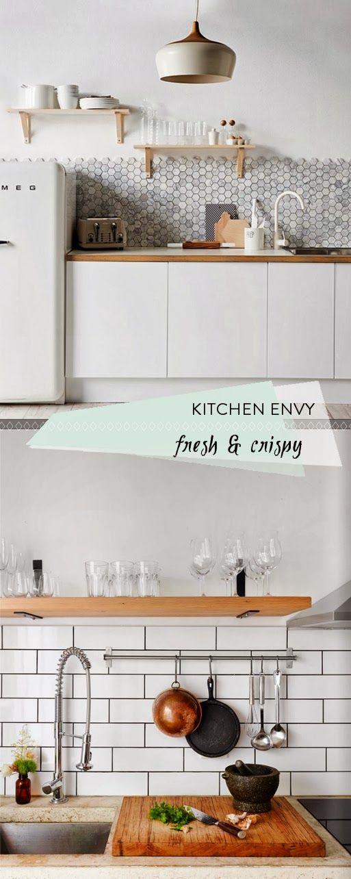 Keuken Scandinavische Stijl : 1000 idee?n over Scandinavische Keuken op Pinterest – Keukens, Keuken