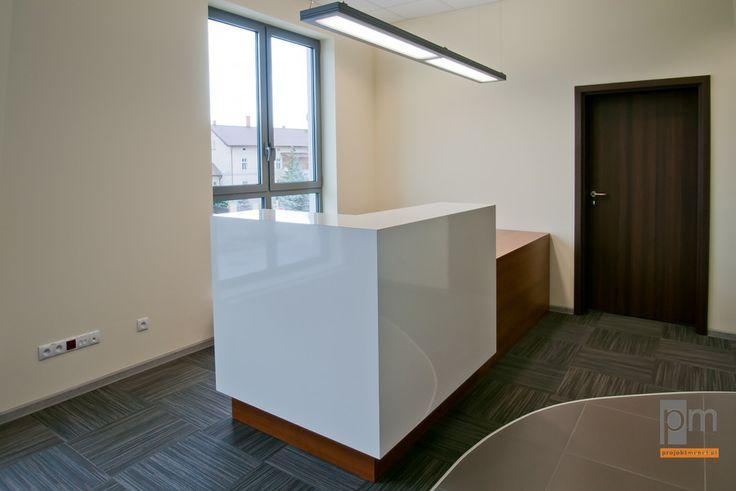 Vitroterm sekretariat system Box , http://www.projektmebel.pl/meble-biurowe-opole-realizacje