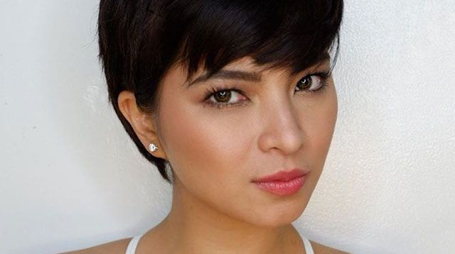 Angel Locsin's Pixie Cut Will Make You Want To Cut Your Hair Short
