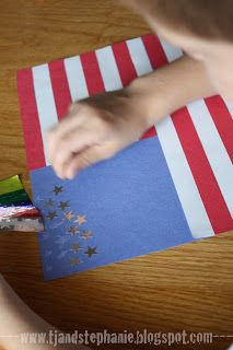 Summer Activities for Kids: 12 Flag Crafts