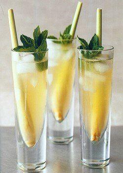 Lemon Grass Lemonade Drink Recipe http://www.smoothiescocktails.com/lemon-grass-lemonade-drink-recipe/