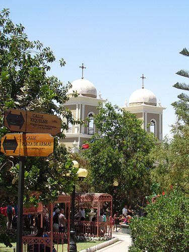 Iglesia de Pica | por fco_castrobastias