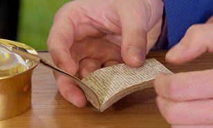 Antiques Roadshow expert finds rare Shakespeare notebook   Daily Mail Online