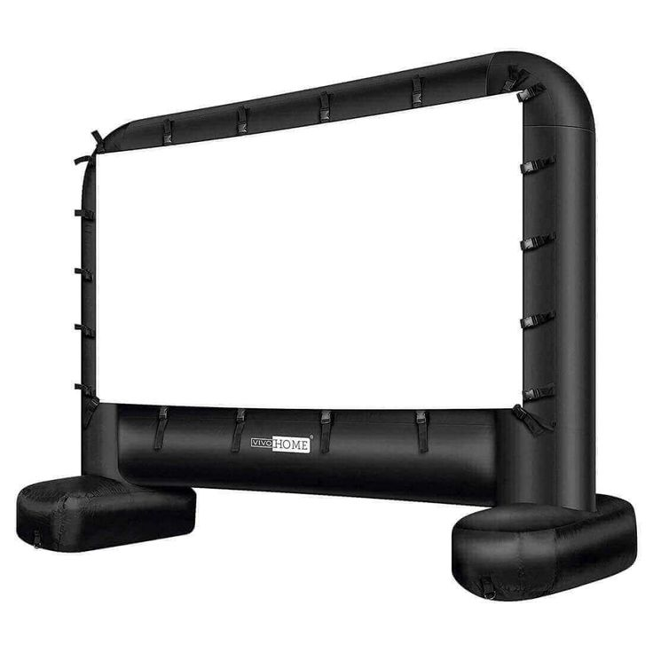 VIVOHOME 14-20 Feet Inflatable Mega Movie Screen for Front ...