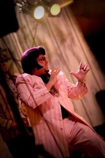 Tort Elvis of Dread Zeppelin