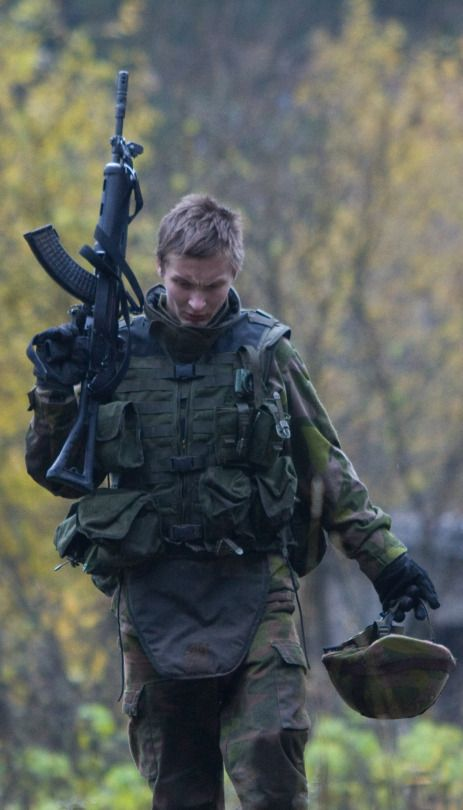 Finnish Special Jaegers   Insp: Law Enforcement & Military ...
