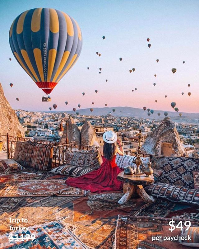 Balloon Festival > Trip to Turkey 1199 > ADD THIS TRIP TO