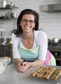 Right ingredients: Anneka Manning encourages a simple approach to home baking.