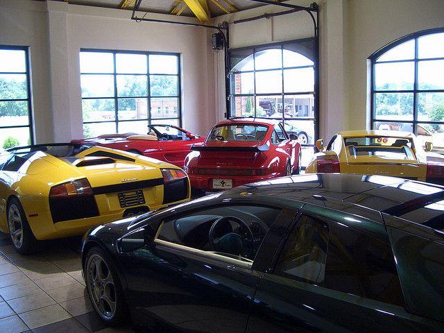 Lamborghini Dealership | Flickr - Photo Sharing!