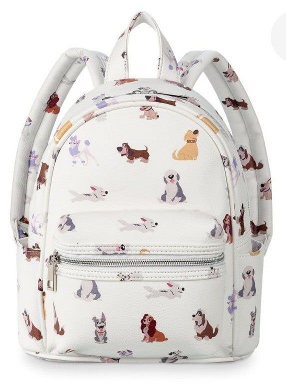 Minnie Mouse day out arch SCHOOL BAG RUCKSACK BACKPACK