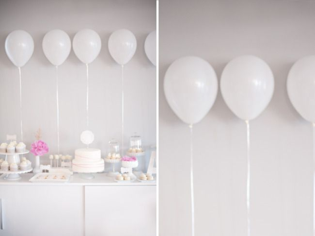 .Shower Ideas, Hens Night, Elegant Bridal Shower Decor, Hens Parties, Parties Ideas, White Wedding Decor Ideas, Baby Shower, Bridal Shower Tables, Bridal Showers