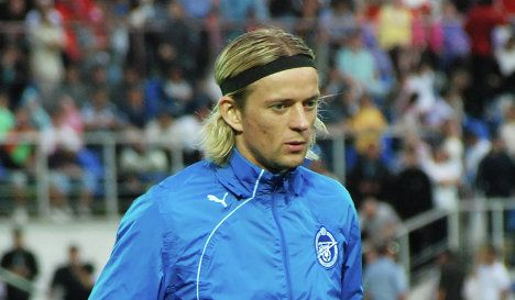 Tymoshchuk wants to win in the Europa League with the Russian club