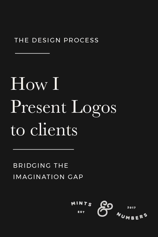 Wie präsentiere ich Logos an Kunden?