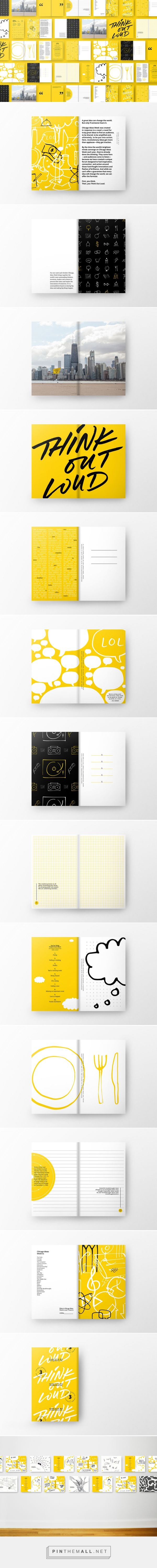 Chicago Ideas Week on Behance | Fivestar Branding – Design and Branding Agency & Inspiration Gallery