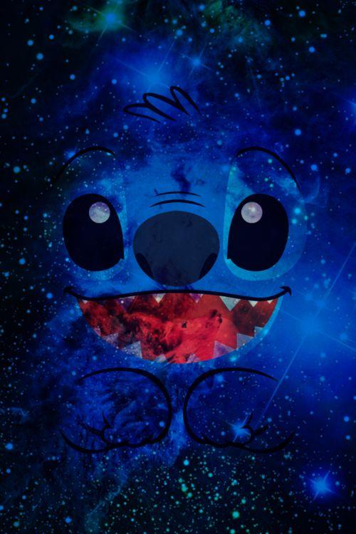Resultado de imagen para stitch galaxy