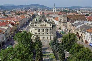 2013: Κόσιτσε (Σλοβακία)