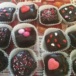 Brooke's Best Bombshell Brownies | Wouldn't It Be Loverly~ | Pinterest